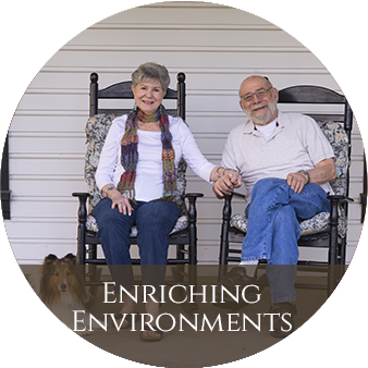Enriching Environments