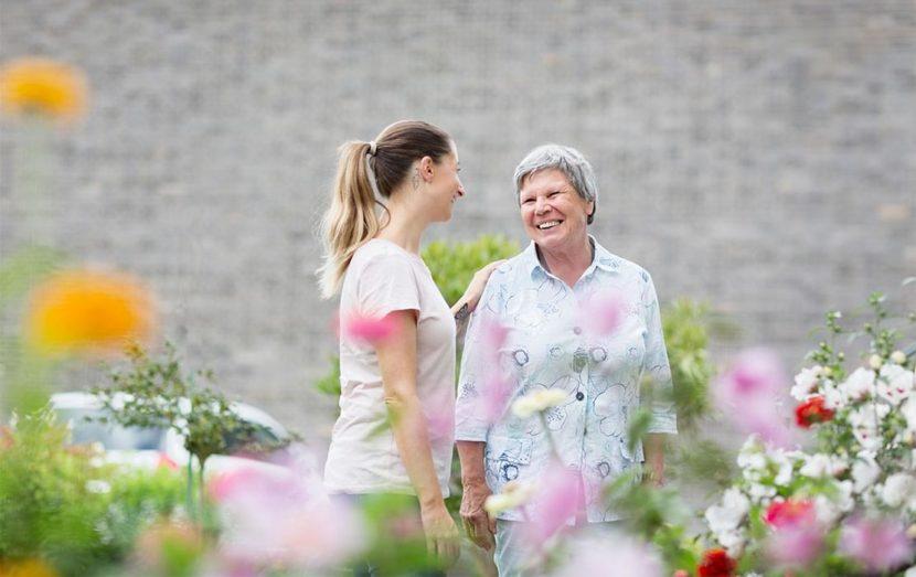 Senior Living Center Care